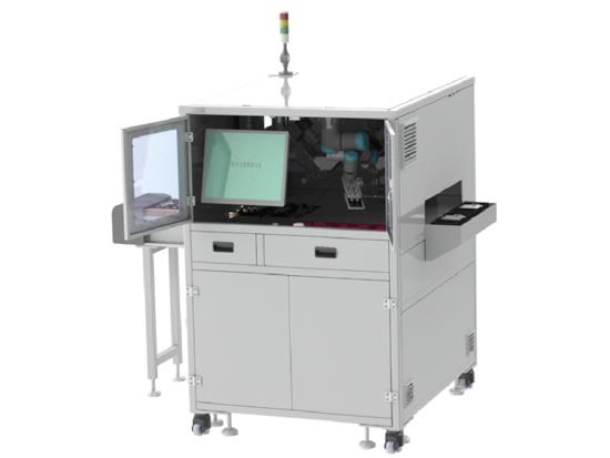 产品外观视觉自动检查机